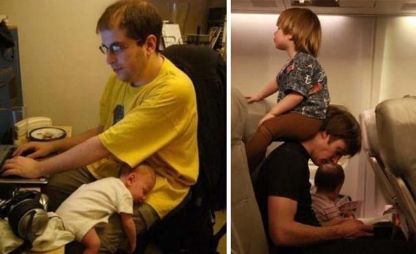 Μερικοί μπαμπάδες... είναι αλλιώς (1)