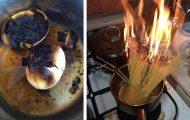 Μετά από αυτές τις αποτυχίες ίσως αργήσουν να ξαναμπούν στην κουζίνα
