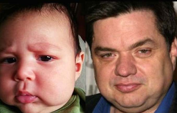 15 μωρά που έχουν εκπληκτική ομοιότητα με διάσημα πρόσωπα (7)