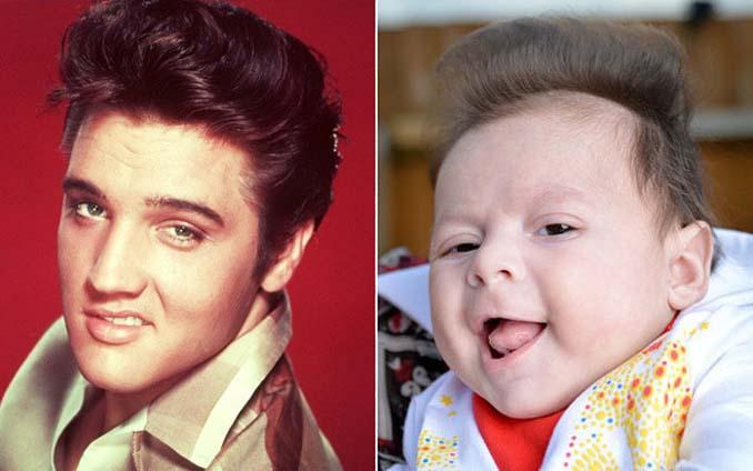 15 μωρά που έχουν εκπληκτική ομοιότητα με διάσημα πρόσωπα (10)