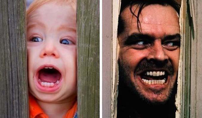 15 μωρά που έχουν εκπληκτική ομοιότητα με διάσημα πρόσωπα (14)