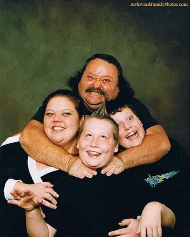 Παράξενες οικογενειακές φωτογραφίες #22 (10)