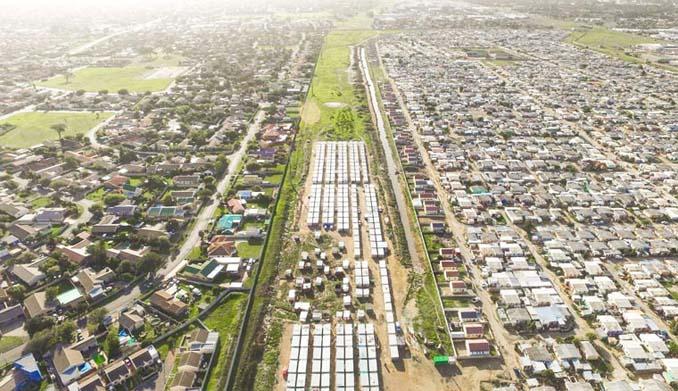 Πλούσιοι και φτωχοί: Καταγράφοντας τις αντιθέσεις με ένα drone (3)