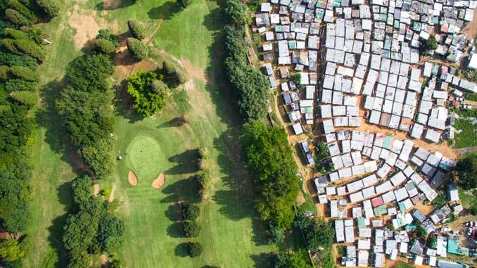 Πλούσιοι και φτωχοί: Καταγράφοντας τις αντιθέσεις με ένα drone (4)