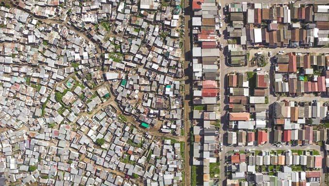 Πλούσιοι και φτωχοί: Καταγράφοντας τις αντιθέσεις με ένα drone (5)