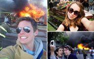 35 πραγματικά ακατάλληλες στιγμές για μια selfie