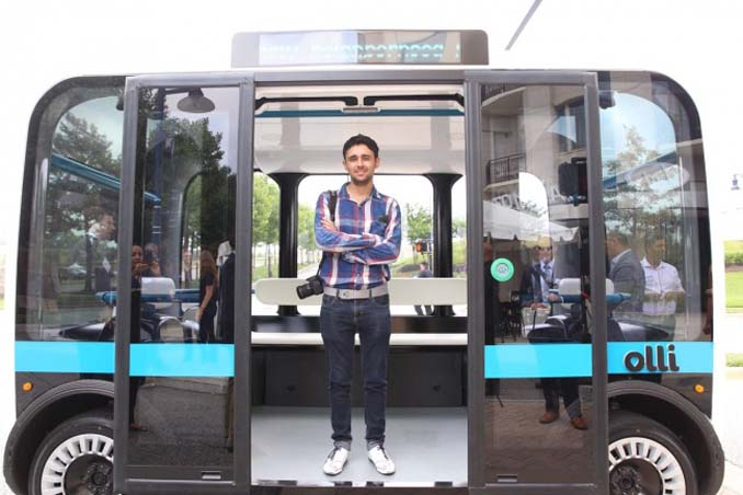 Το πρώτο 3D εκτυπωμένο minibus (1)