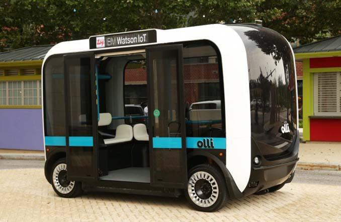 Το πρώτο 3D εκτυπωμένο minibus (2)