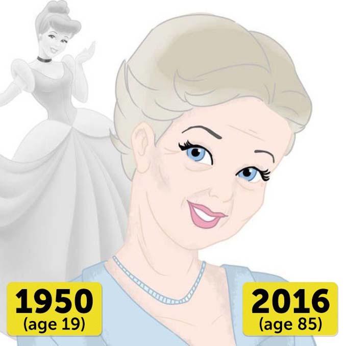 Πως θα ήταν οι πριγκίπισσες της Disney το 2016 (2)