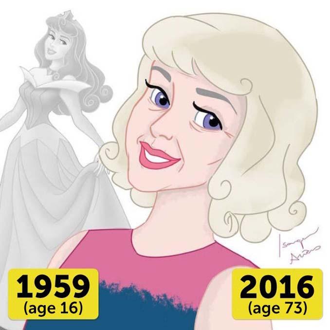 Πως θα ήταν οι πριγκίπισσες της Disney το 2016 (3)