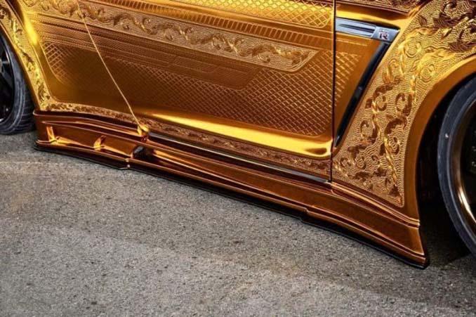 Σκαλιστό Nissan GT-R (13)