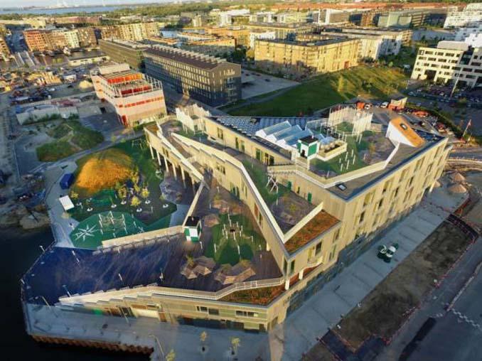 Σχολείο στην Κοπεγχάγη κέρδισε βραβείο αρχιτεκτονικής (1)