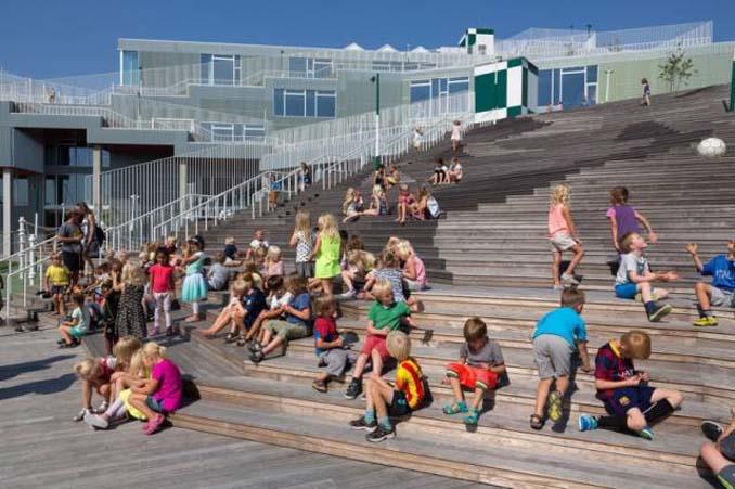 Σχολείο στην Κοπεγχάγη κέρδισε βραβείο αρχιτεκτονικής (2)