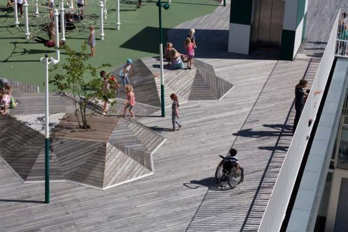 Σχολείο στην Κοπεγχάγη κέρδισε βραβείο αρχιτεκτονικής (3)