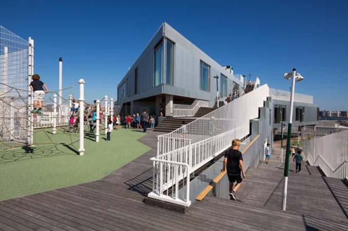 Σχολείο στην Κοπεγχάγη κέρδισε βραβείο αρχιτεκτονικής (5)