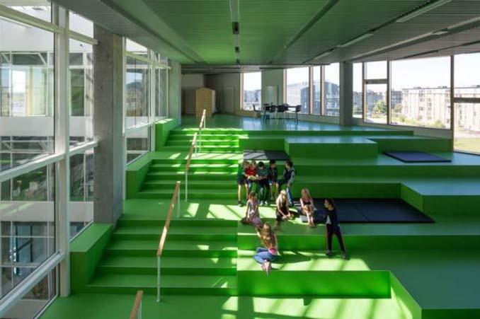 Σχολείο στην Κοπεγχάγη κέρδισε βραβείο αρχιτεκτονικής (7)
