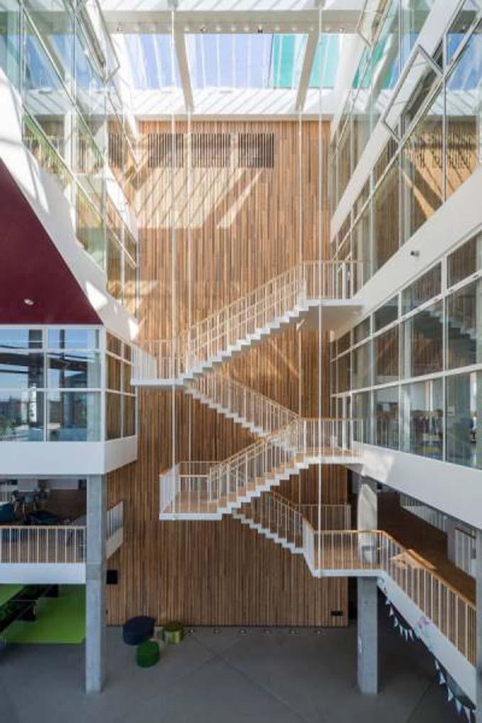 Σχολείο στην Κοπεγχάγη κέρδισε βραβείο αρχιτεκτονικής (8)
