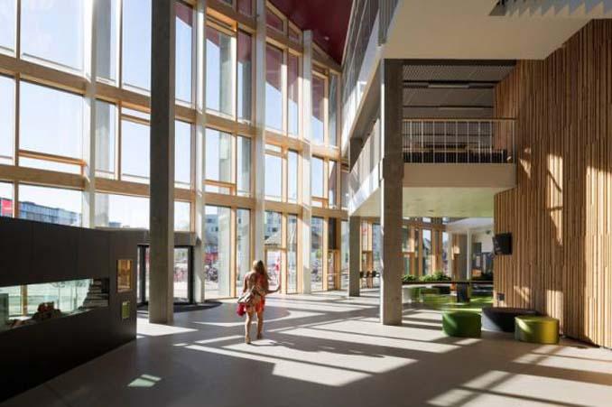 Σχολείο στην Κοπεγχάγη κέρδισε βραβείο αρχιτεκτονικής (9)