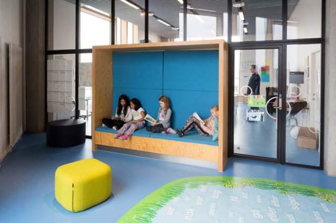 Σχολείο στην Κοπεγχάγη κέρδισε βραβείο αρχιτεκτονικής (11)