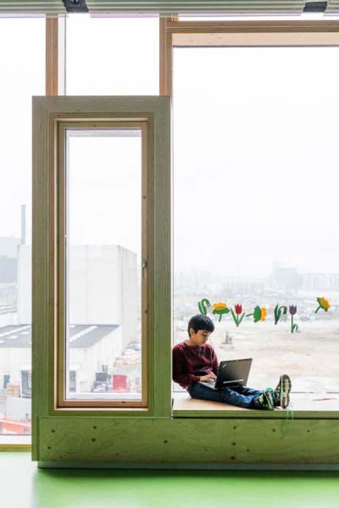 Σχολείο στην Κοπεγχάγη κέρδισε βραβείο αρχιτεκτονικής (12)