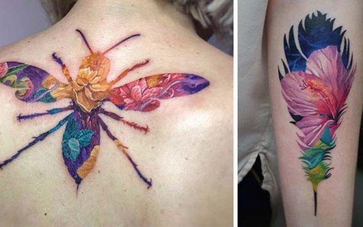 Τατουάζ διπλής έκθεσης (1)