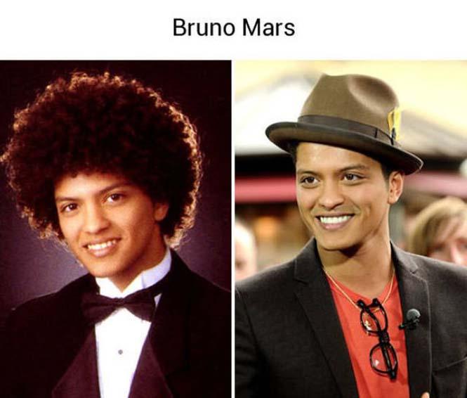 Τότε και τώρα: Όταν οι διάσημοι ήταν απλοί καθημερινοί άνθρωποι (3)