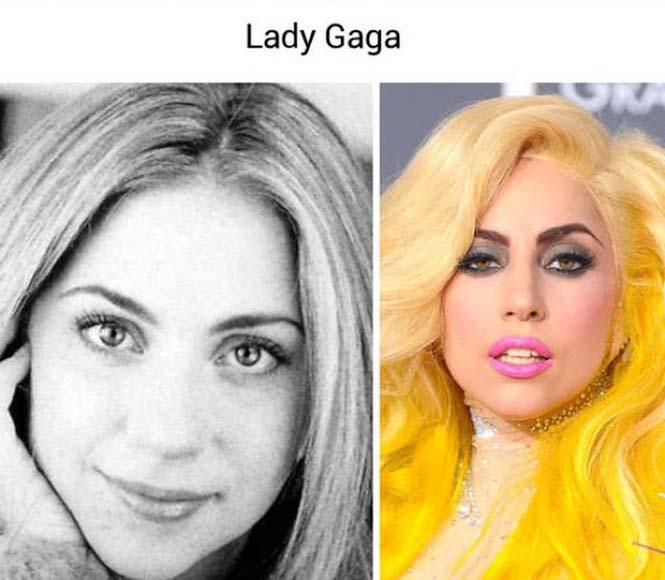 Τότε και τώρα: Όταν οι διάσημοι ήταν απλοί καθημερινοί άνθρωποι (4)