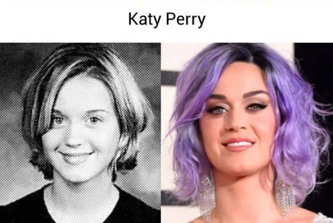 Τότε και τώρα: Όταν οι διάσημοι ήταν απλοί καθημερινοί άνθρωποι (22)