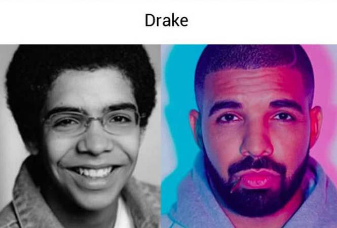 Τότε και τώρα: Όταν οι διάσημοι ήταν απλοί καθημερινοί άνθρωποι (27)