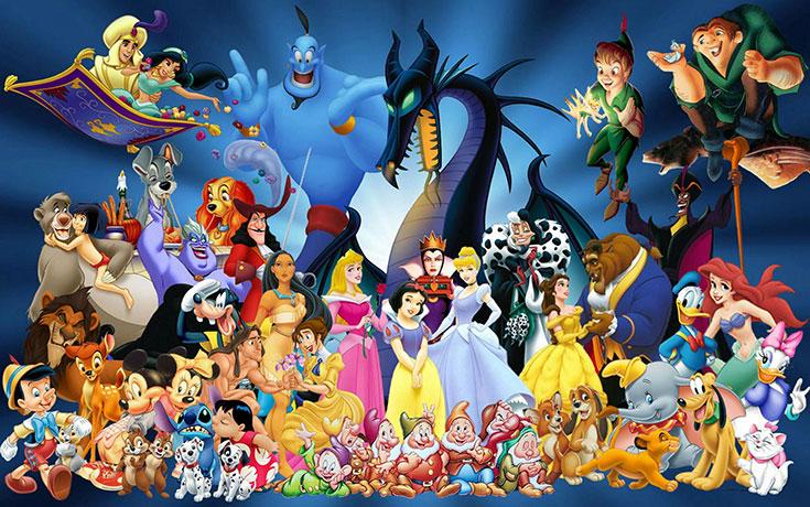 25 χρόνια Disney