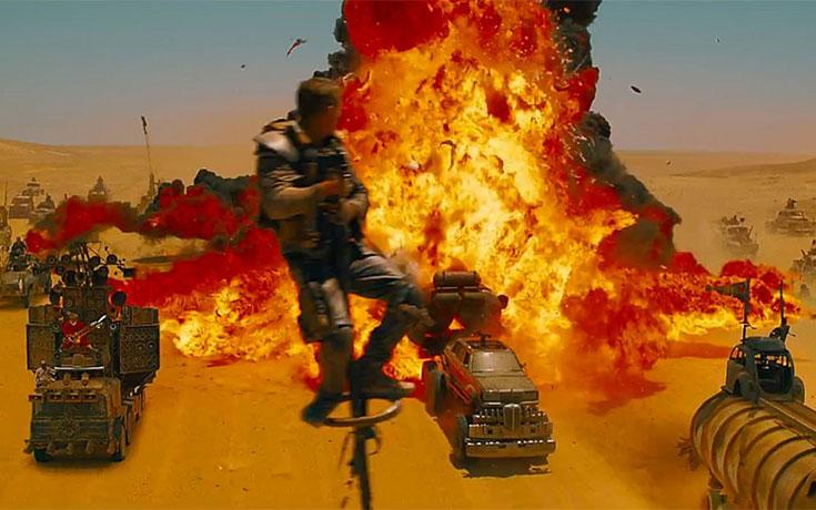 5 εκπληκτικές σκηνές δράσης σε ταινίες