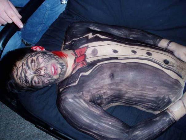 Άνθρωποι που λιποθύμησαν σε ένα πάρτι και το μετάνιωσαν πικρά (2)