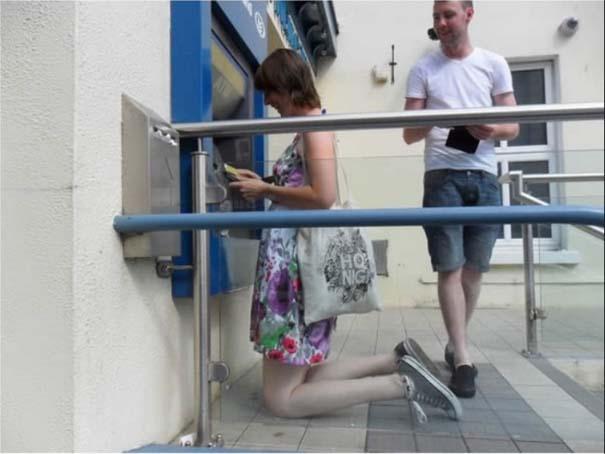 Άβολες καταστάσεις για ψηλούς ανθρώπους (3)