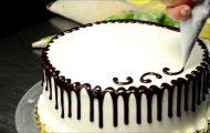 Διακόσμηση τούρτας σε 2 λεπτά