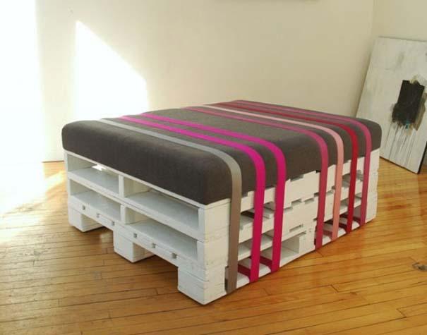 Δημιουργικές κατασκευές με ξύλινες παλέτες (1)