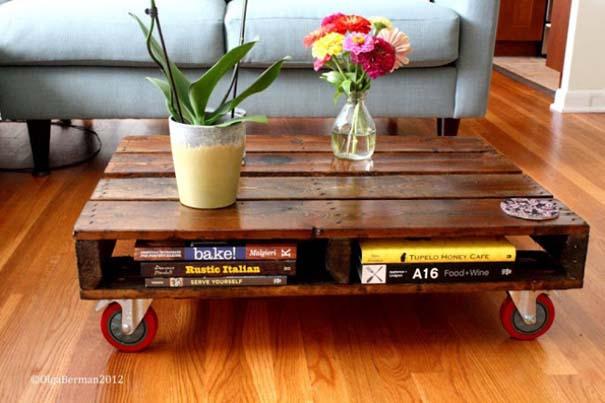 Δημιουργικές κατασκευές με ξύλινες παλέτες (5)