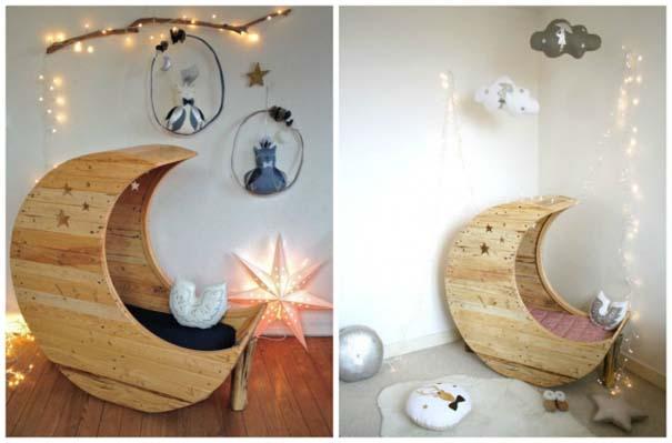 Δημιουργικές κατασκευές με ξύλινες παλέτες (9)