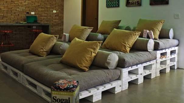 Δημιουργικές κατασκευές με ξύλινες παλέτες (15)