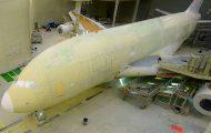 Εκπληκτικό timelapse δείχνει την βαφή ενός αεροπλάνου μέσα σε 15 μέρες