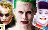 Η εξέλιξη του Joker