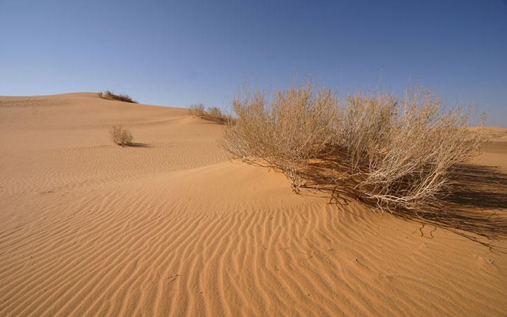 Έρημος στη Σαουδική Αραβία