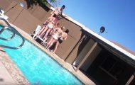 Τα ευτράπελα των pool party