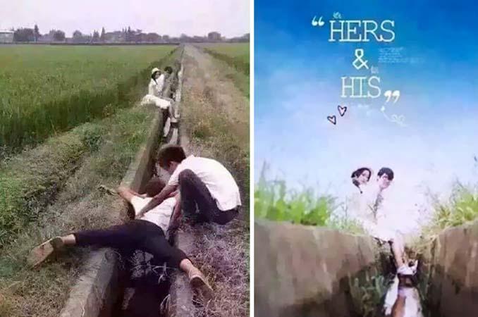 Φωτογράφοι γάμων που έκαναν τα πάντα για μια λήψη (1)