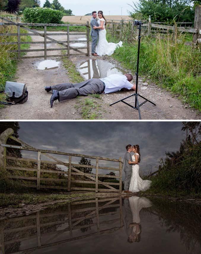 Φωτογράφοι γάμων που έκαναν τα πάντα για μια λήψη (2)