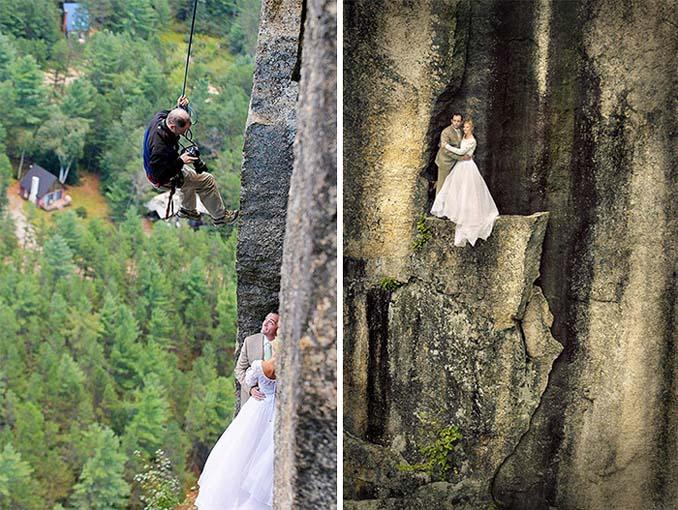 Φωτογράφοι γάμων που έκαναν τα πάντα για μια λήψη (11)