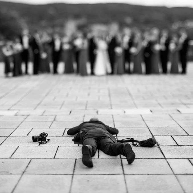 Φωτογράφοι γάμων που έκαναν τα πάντα για μια λήψη (12)