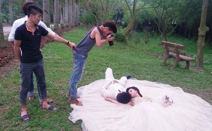 Φωτογράφοι γάμων που έκαναν τα πάντα για μια λήψη (13)