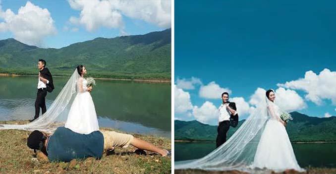 Φωτογράφοι γάμων που έκαναν τα πάντα για μια λήψη (15)
