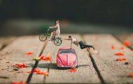 Φωτογράφος γάμων μετατρέπει τα ζευγάρια σε μινιατούρες (17)