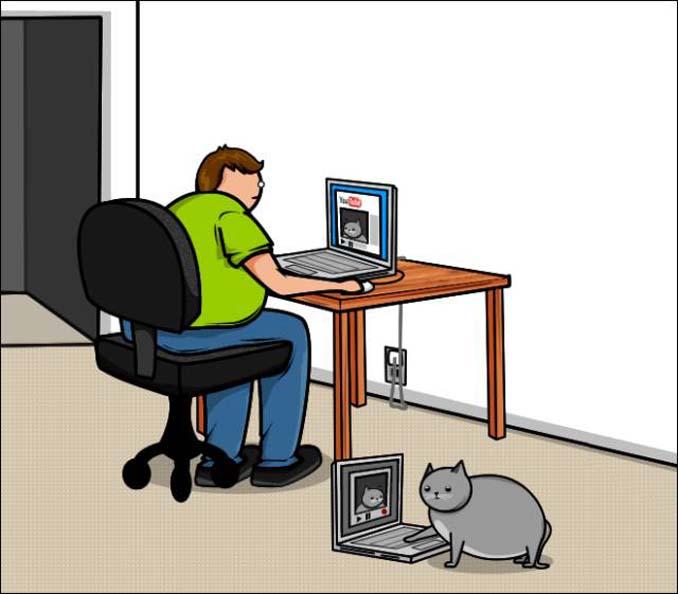 Γάτα vs Internet (12)